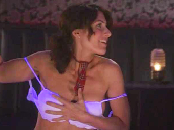 Lisa edelstein pussy spread fake pics for that