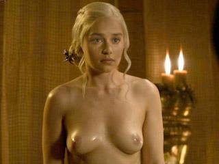 emilia clark nude