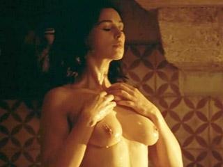 latina girl nude ass standing