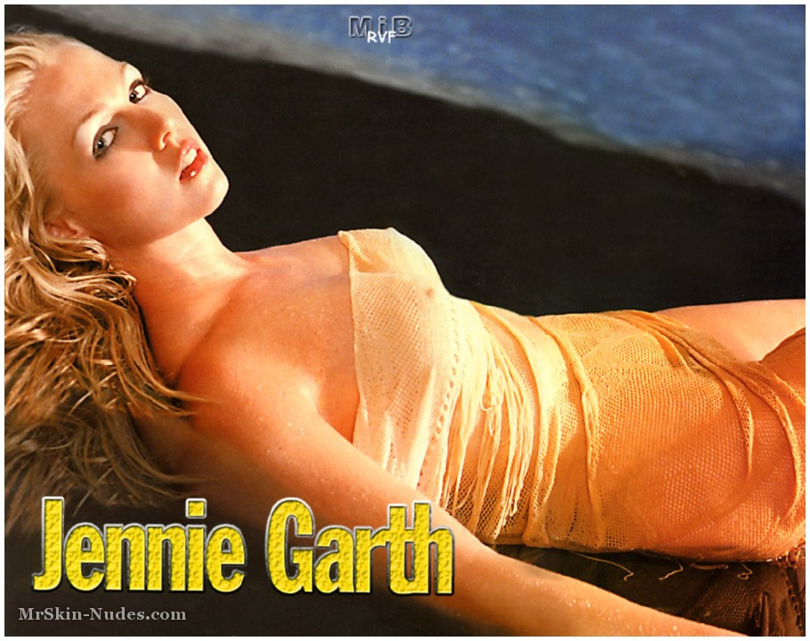 Has Jennie Garth ever been nude? - Nudographycom