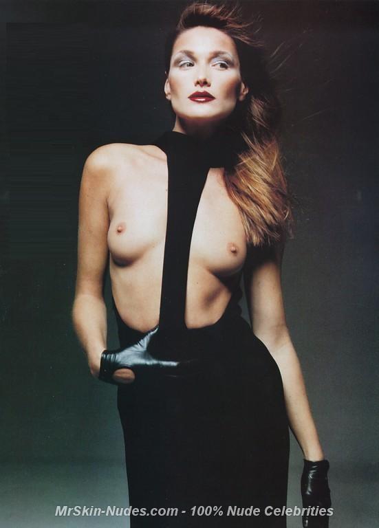 Bruni naked carla NY Daily
