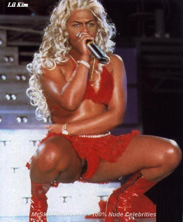 from Brooks lil kim nude xxx