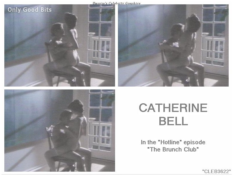 Are not Catherine bell sex share