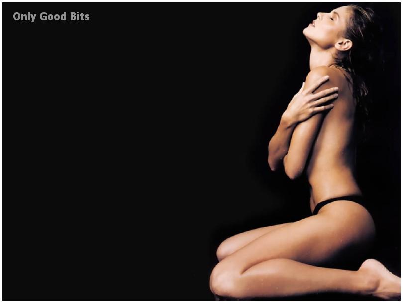 Heidi Klum Pregnant Nude 10