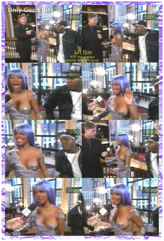 Lil Kim Nude And Various Oops Shots