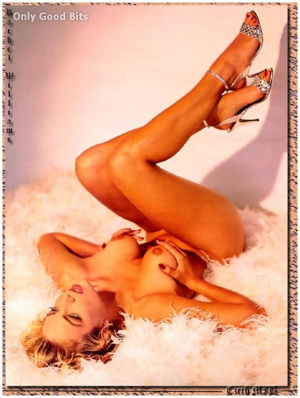 Nude pics rachel williams