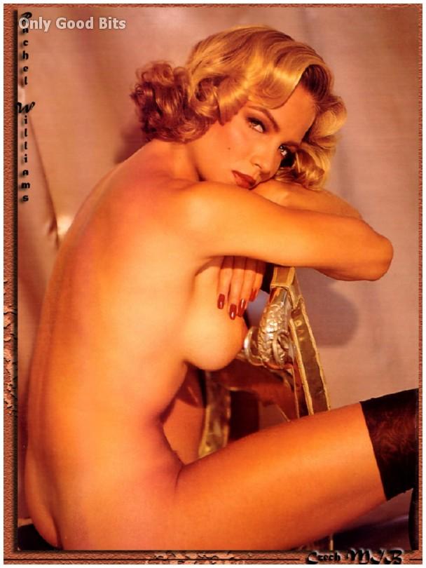 Thanks Nude pics rachel williams apologise