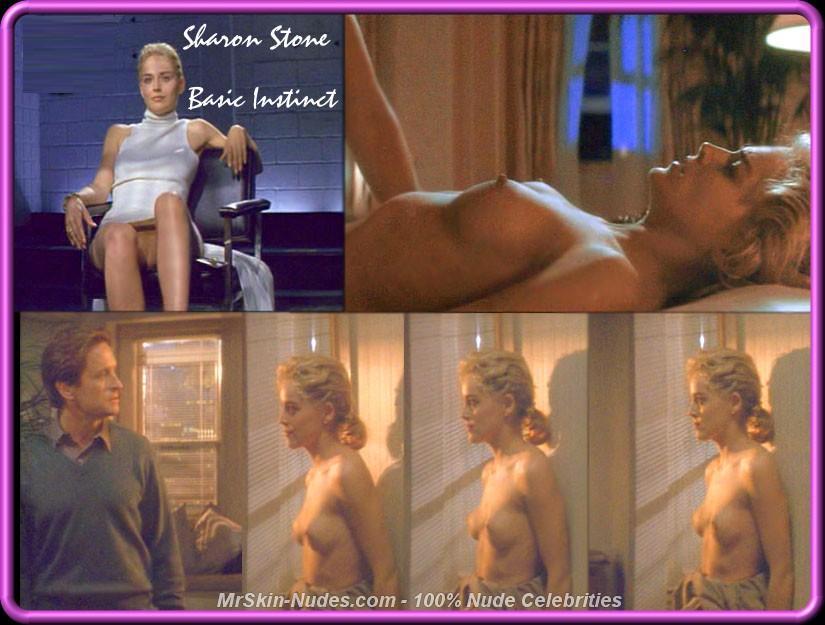 Шерон стоун голая в кино